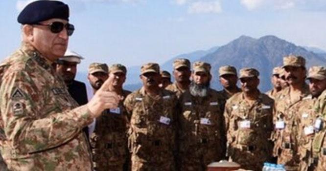 پاکستان کے بیٹے سرحدوں کی حفاظت کیلئے چوکس ، اہم شہر سے دو بھارتی گرفتار