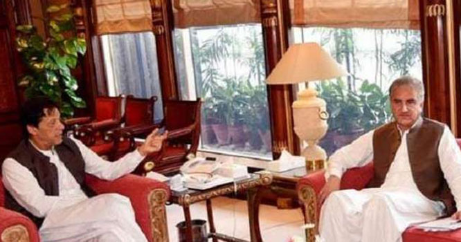 وزیر اعظم کی ہدایت پر وزیر خارجہ شاہ محمود قریشی نے ثقافتی سفارت کاری کے آغاز کا اعلان