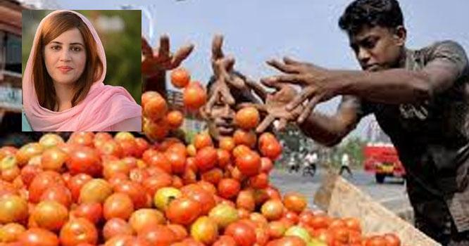 ایران سے درآمد کےبعد اب ٹماٹروں کی قیمت کیا رہ گئی، جان کر آپ چونک جائیں گے