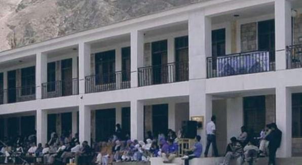 بلتستان یونیورسٹی کی باؤنڈری وال کے ٹینڈر میں کسی قسم کی بے ضابطگی ..