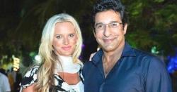 مجھے شنیرا کے کس کام پر فخر ہے، وسیم اکرم نے اپنی اہلیہ سے متعلق حیران کن بات بتا دی