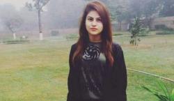 کراچی سے اغوا کی گئی دعا منگی گھرواپس پہنچ گئی