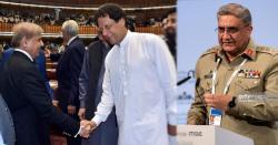 آج عمران خان وزیر اعظم کی کرسی پر شہباز شریف کی وجہ سے ہیں