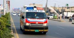 کامونکی، ٹریفک کے المناک حادثے میں3بہن بھائی جاں بحق،والدین زخمی