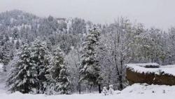 گلگت بلتستان میں درجہ حرارت منفی 16تک گر گیا ' سردی کا 50 سالہ ریکارڈ ..