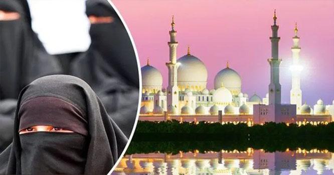 عورتوں اور مردوں کے درمیان روحانی مساوات سورت الحمد (33:35) میں بیان کی گئی ہے: