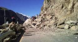 حالیہ دنوں میں آنے والے زلزلے کے بعد ضلعی انتظامیہ استور، دیگر اداروں ..