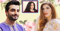اداکارہ نادیہ جمیل کی حمزہ علی عباسی سے ٹوئٹر کے ذریعے درخواست،کیا کہہ دیا ؟