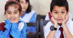 پنجاب بھر کے تمام تعلیمی ادارے کل دوبارہ کھل جائیں گے
