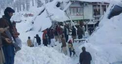 خراب موسم،برفباری:مرنےوالوں کی تعداد70ہوگئی