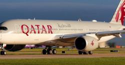 قطر ایئر لائن کا طیارہ ایرانی میزائل حملے سے بال بال بچ گیا