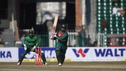 پہلا ٹی 20، بنگلہ دیش نے پاکستان کو جیت کیلئے 142 رنز کا ہدف دیدیا