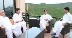 کے پی کابینہ سے شہرام ترکئی اور عاطف خان سمیت تین وزراء فارغ
