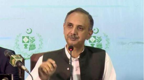 وفاقی وزیر پانی و بجلی عمر ایوب خان کل جبری بدھار گائوں میں جلسہ ..