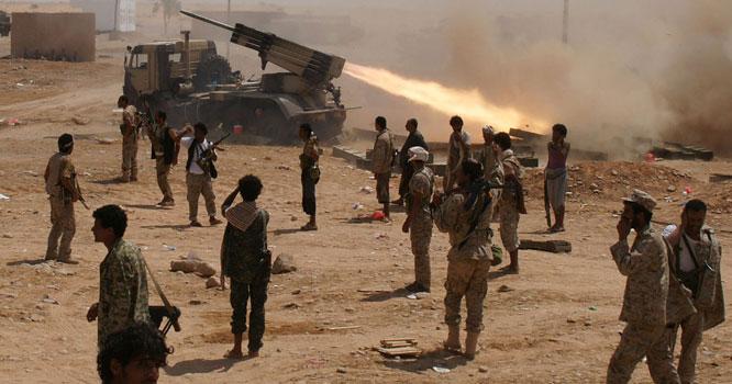 حوثی اپنے مضبوط گڑھ کے اہم علاقے سے پسپا،پانچ کمانڈروں سمیت 29ہلاک