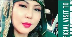 فلپائن کے تین جزائر کی ملکہ سلطانہ ماریہ کراچی کے دورے پر پہنچ گئی ہیں
