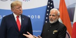 ٹرمپ کو بھارت کا دورہ کرنے سے قبل انتہائی بڑا دھچکا لگ گیا ، فیصلہ سنا دیا گیا
