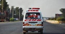 پاکستان کے اہم شہر میں افسوسناک سانحہ ، بڑی تعداد میں لوگ جان کی بازی ہار گئے ، 30سے زائد افراد کے بارے میں افسوسناک خبر