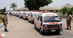 انا للہ واناالیہ راجعون پاکستان میں اندوہناک سانحہ ،9افراد جان کی بازی ہار گئے