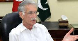 وزیراعظم نے سخت معاشی فیصلے کیے لیکن عوام کو بہت فائدہ ہو گا، پرویز خٹک