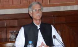 تحریک انصاف ملک میں انصاف اور میرٹ پر مبنی معاشرے کی تشکیل کیلئے کوشاں ہے،پرویز خٹک