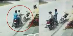 ڈیرہ مراد جمالی:سٹی پولیس کاروائی موٹرسائیکل چوری کی وارداتوں میں ملوث ملزم گرفتار