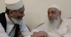 کراچی کے سابق ناظم نعمت اللہ خان انتقال کرگئے