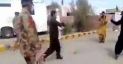 یااللہ رحم فرما!! کورونا وائرس کے مبینہ مریض کی پاکستانی حدودمیں داخل ہونے کی ویڈیو سوشل میڈیا پر وائرل