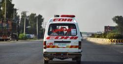 سندھ میں ٹرین اور مسافر بس کا قیامت خیز تصادم، 15افراد جاں بحق