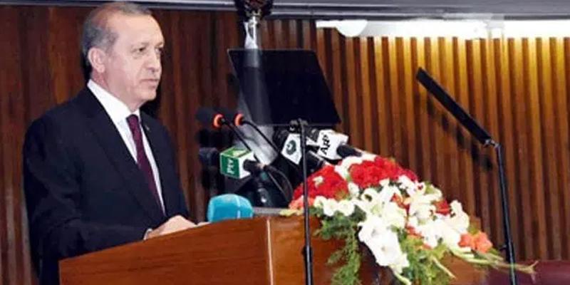 طیب اردوان کا پاکستانی پارلیمنٹ سے خطاب، بھارت تمام سفارتی آداب بھول گیا،، ترک سفیر کیساتھ ایسا سلوک جو کسی کے بھی وہم و گمان میں نہ تھا!