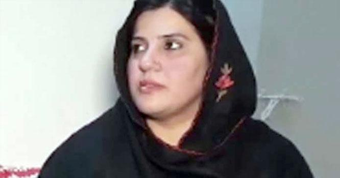 افشاں لطیف کا مبینہ کاشانہ سکینڈل کیخلاف 27 فروری کو پنجاب اسمبلی کے سامنے بھوک ہڑتال کا اعلان