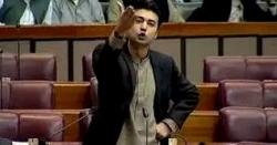 قومی اسمبلی اجلاس: مراد سعیدکی اپوزیشن پر تنقید پر  اراکین  کا سپیکر ڈائس کاگھیرائو