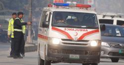 بہاولپور میں ٹریفک حادثہ
