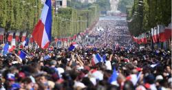 فرانس ، کورونا وائرس  سے  24گھنٹوں میں 112مزید ہلاکتیں ریکارڈ،  مجموعی تعداد562  ہوگئی