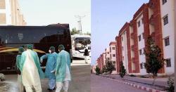 درجنوں زائرین کو ٹرک میں سامان کے پیچھے چھپا کر لاہور منتقل کرنے کی کوشش