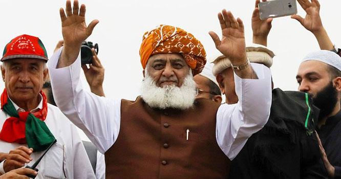 مولانا فضل الرحمٰن کی جان خطرے میں ، سیکیورٹی اداروں کو ایسی کیا معلومات ملیں کہ کھلبلی مچ گئی