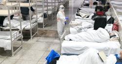 رواں ماہ پاکستان میں کوروناوائرس کے مریضوں کی تعداد 50ہزار تک پہنچ جائے گی