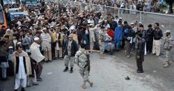 ملک فرار۔۔۔حکومت اور انتظامیہ پر انگلیاں اٹھنے لگیں