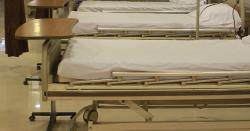 کورونا وائرس کا خوف، پاکستان کے بڑے اسپتال کا عملہ کام چھوڑ کر چلاگیا