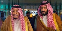 محمد بن سلمان کی والد کی طبیعت خراب دیکھ کر بادشاہ بننے کی کوشش
