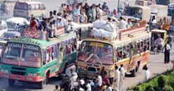 پاکستان میں ایک دفعہ پھر سے رونقیں بحال۔۔۔ پبلک ٹرانسپورٹ اور کپڑے کی دکانیں کھولنے کے حوالے سے بڑی بریکنگ نیوز آ گئی