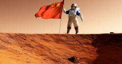 چین نے اپنے پہلے مریخ کی تلاش کے مشن کا نام تیاتوین ون رکھنے کا اعلان کر دیا