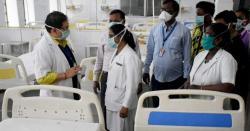 بھارت میں مریضوں کی تعداد24ہزار سے متجاوز