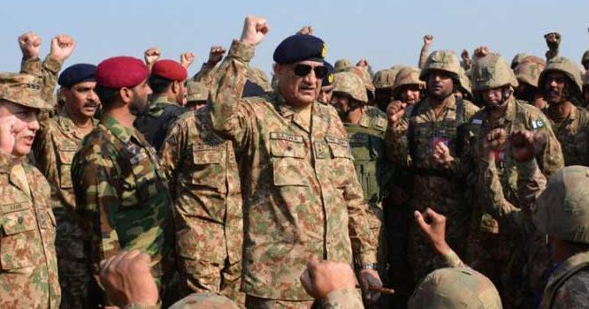 بلو چستان میں طبی عملے کی مدد کےلئے پاک فوج میدان میں آگئی