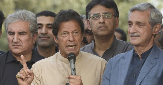 عمران خان ماضی میں جہا نگیر ترین کو اس ملک کا مافیا سمجھتے تھے، حامد میر