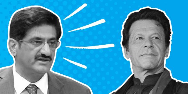 مراد علی شاہ کی عمران خان کو لاک ڈاؤن میں مزید دو ہفتے توسیع کرنے کی تجویز