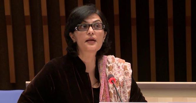 ڈاکٹر ثانیہ نشترنے وزرا کو احساس پروگرام کی تفصیلات دینے سے انکار کردیا