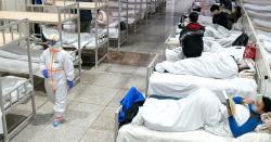 کراچی کے سرکاری و نجی اسپتالوں میں کورونا وارڈ میں جگہ ختم