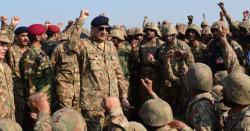 عالمی امن کیلیے پاکستان کا عزم غیرمتزلزل ہے، آرمی چیف