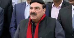 آئندہ تین ماہ پاکستان  کی سیاست سمیت ہر حوالے سے بڑے اہم ہیں ، شیخ رشید